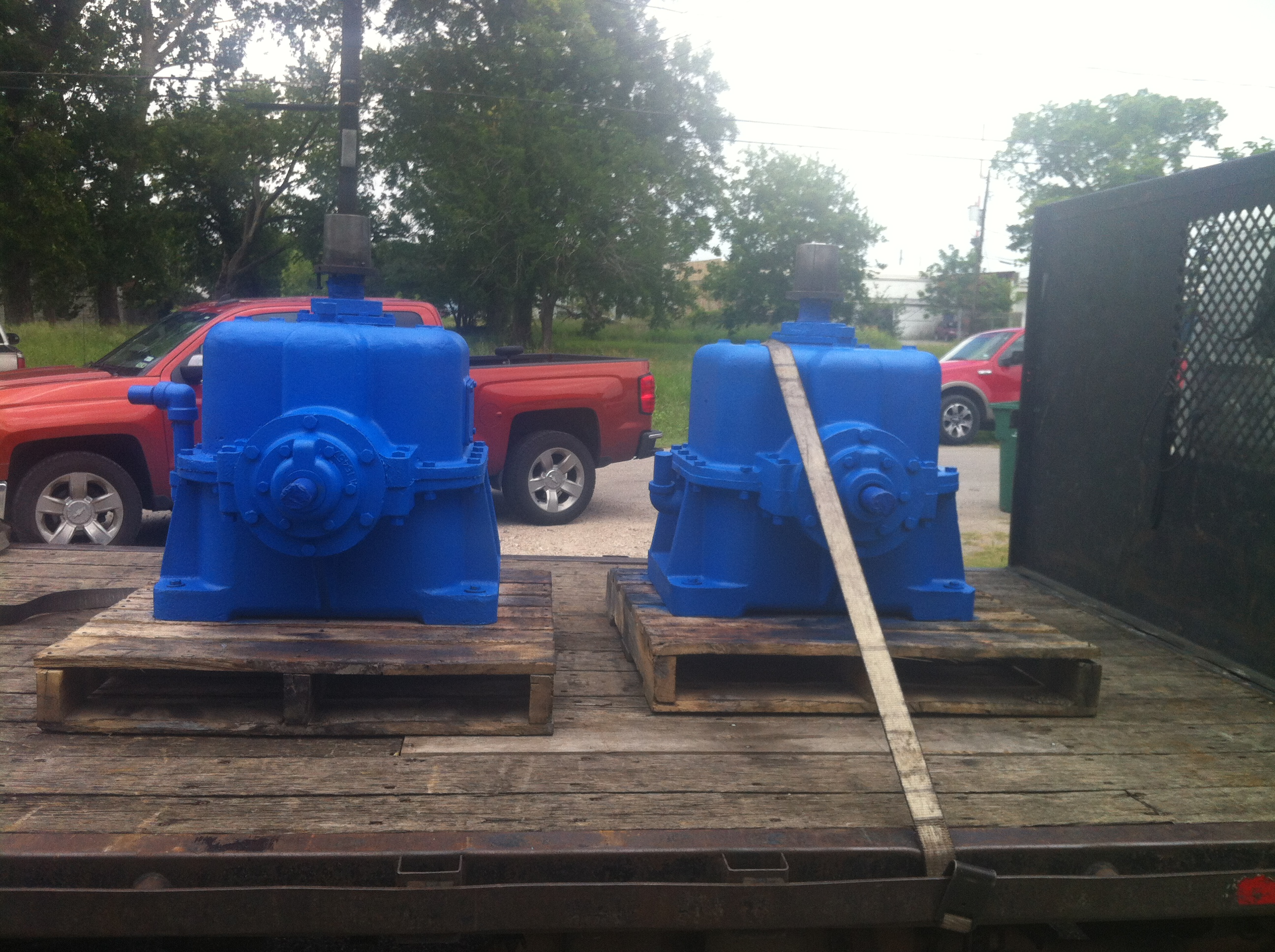 Lufkin Cooling-Tower Gearboxes