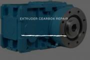 EXTRUDER GEARBOX REPAIR