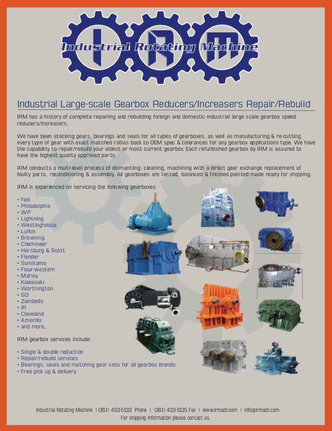 Industrial-Large-scale-Gearbox-Reducers-Increasers-Thumbnail